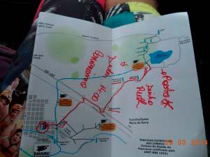 Brotas-Mapa