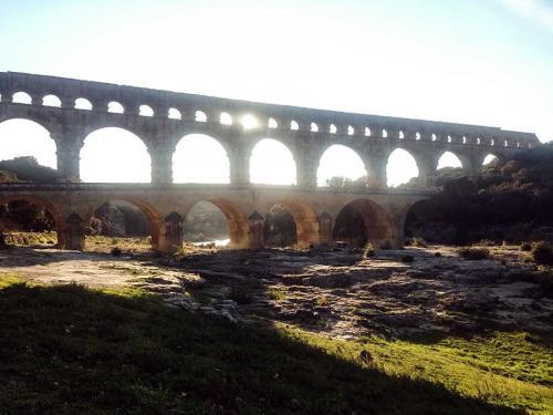 France-Avignon-pont du gard-2