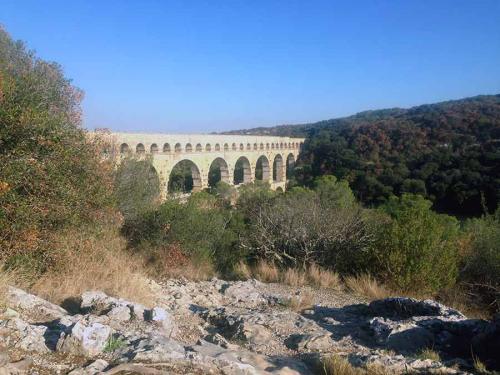 France-Avignon-pont du gard