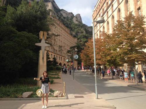 Espanha: MontSerrat e Barcelona