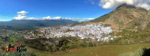 Sai pra dar um Role, Marrocos - Chefchaouen