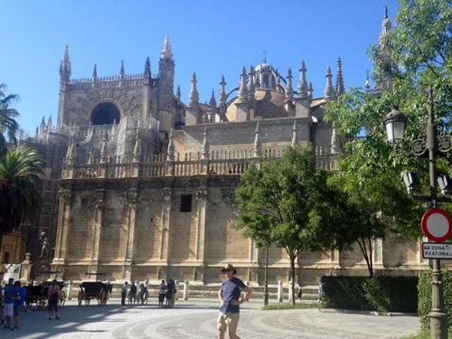 Sevilha-Espanha-LaGiralda-1