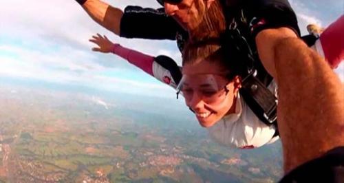 Brasil: Meu primeiro salto
